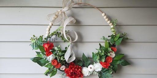 Servant Leadership - FALL Wreath