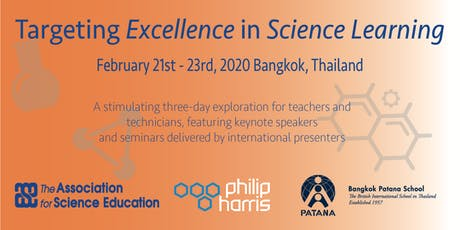 Targeting Excellence in Science Learning  tickets