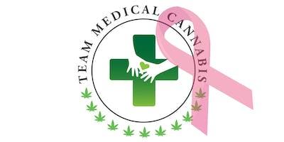 Orlando Breast Cancer Walk - Team Medical Cannabis (Making Strides)