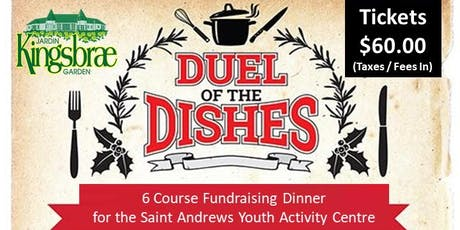 Duel of Dishes Rematch tickets