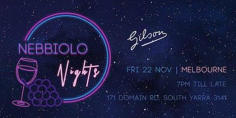 Nebbiolo Nights - Melbourne tickets