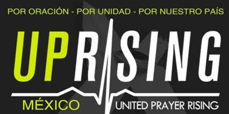 UPRISING MEXICO tickets