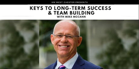 Keys to Long-Term Success & Team Building with Mike McCann tickets
