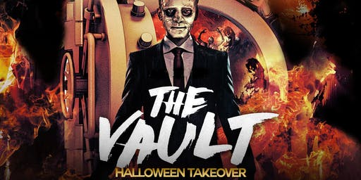 THE VAULT HALLOWEEN TAKEOVER