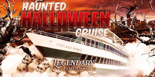 Haunted  Halloween Cruise