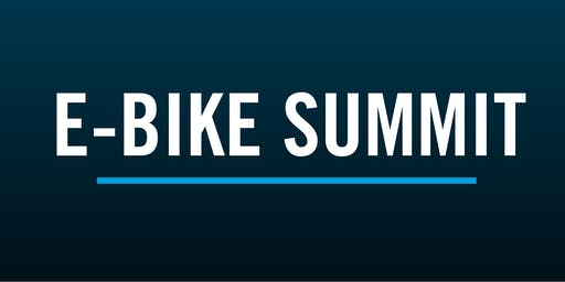 PeopleForBikes E-bike Summit
