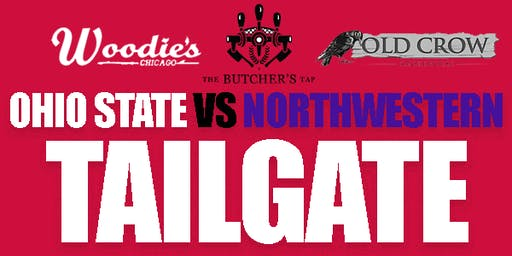 Official OSU Alumni Tailgate vs. NU - BIGGEST PARTY OF THE YEAR (2,000+PPL)