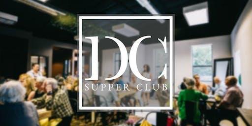 October DC Supper Club