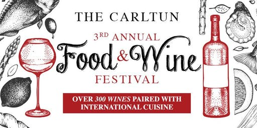 The Carltun Food & Wine Festival