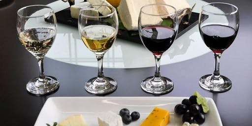 Wine & Cheese Pairing Event!