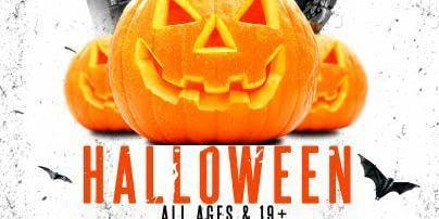 All Ages Halloween @ Rockpile// Toronto's Biggest All Ages Oct 31 (Official Page)