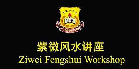 Ziwei Doushu Fengshui Introductory Workshop 紫微斗数 风水中文讲习班 tickets