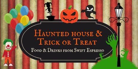 Paddington Halloween Haunted House & Trick or Treat tickets