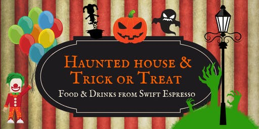 Paddington Halloween Haunted House & Trick or Treat