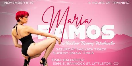 Maria Ramos Absolute Training Weekender tickets