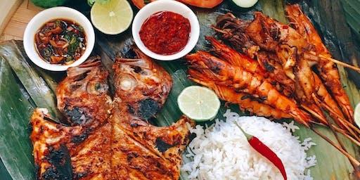 Mudik- Indonesian Food Pop-Up Dinner