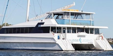 "Sydney Harbour  Christmas Party Cruise on the Luxury  "" Aussie Legend"" tickets"