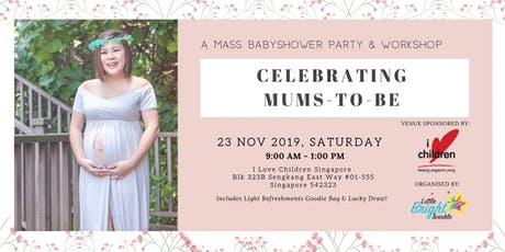 Celebrating Mums-To-Be! tickets