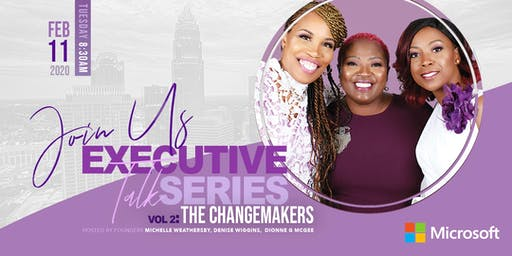 Executive Talk Series - Change Makers Vol. 2