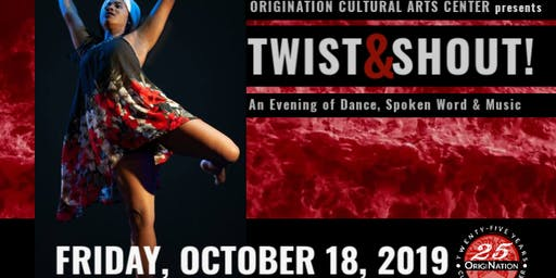 Twist & Shout 2019 - Sponsorships