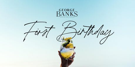 George Banks' First Birthday tickets