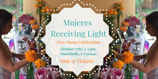 Mujeres Receiving Light