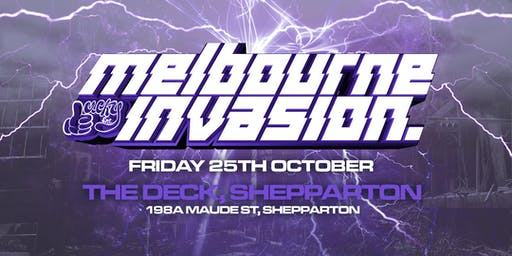 Melbourne Invades The Deck Shepparton