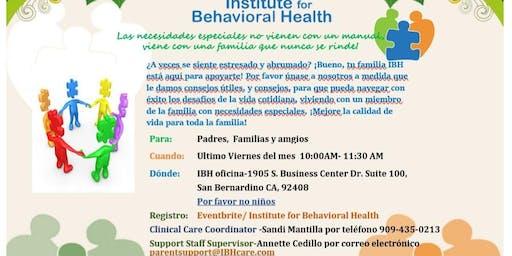 Necesidades especiales Padres Familiares y amigos Capacitación y apoyo en e