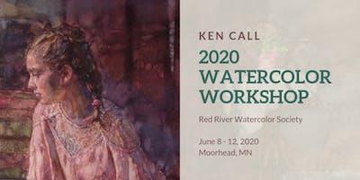 Watercolor Workshop with Ken Call