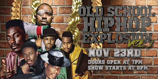 Old School Hiphop Explosion Vol. 1