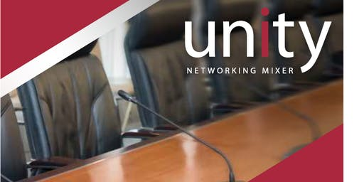 UNITY Networking Mixer | Executive Suite Edition highlighting Orange County Government Leadership