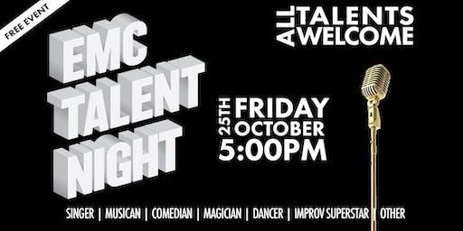 EMC Talent Night