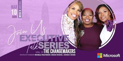 Executive Talk Series - Change Makers Vol. 3