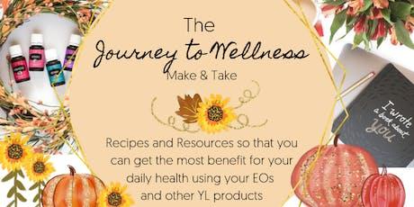Journey to Welness Make & Take tickets