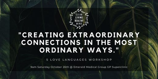 The Five Love Languages Workshop