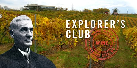 Explorer's Club - 2019 Fall Release Pickup Party tickets