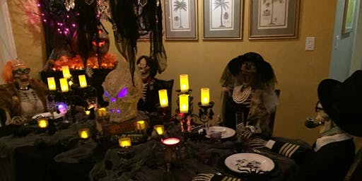 HONNA Halloween Porch Party