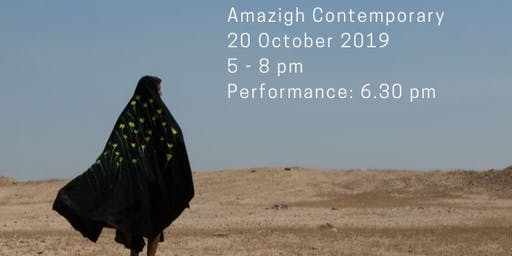 Exhibition and performance 'Mirage' by artist Farah Salem.