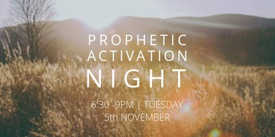 TRIBE MINISTRY SCHOOL | Prophetic Activation