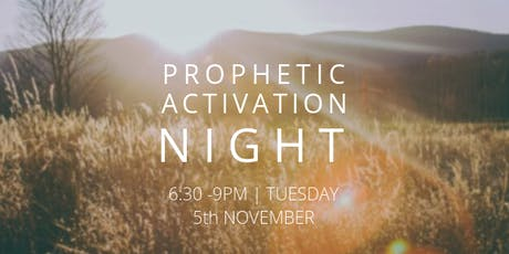 TRIBE MINISTRY SCHOOL | Prophetic Activation  tickets