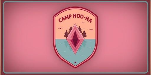 Camp Hoo-Ha: Cochrane - Self Defence