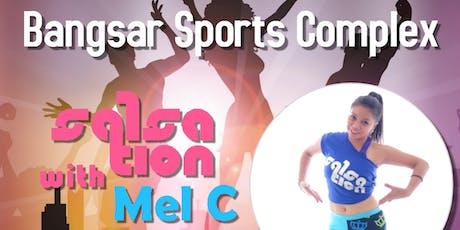 Bangsar - SALSATION® Dance Workout with Mel C tickets
