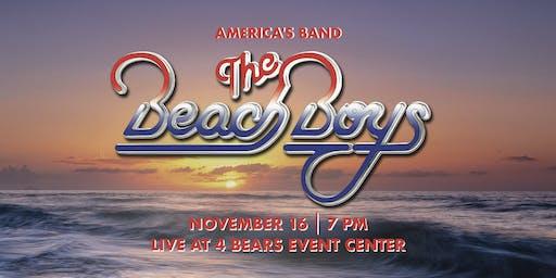 Dickinson Fun Bus -- The Beach Boys
