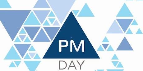 ¡PMDAY:  Nuevas tendencias de  gestión y dirección de proyectos! entradas