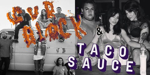 Taco Sauce & Sur Block Live at Club Congress