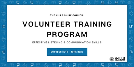 Effective Listening & Communication Skills tickets