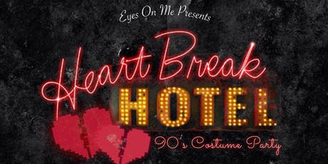 Heartbreak Hotel 90's Halloween Party w/ Iamsu! & More | Massive Event! tickets