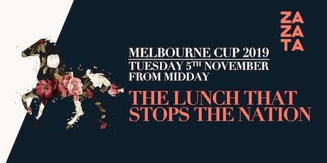 Melbourne Cup at ZA ZA TA Bar & Kitchen tickets