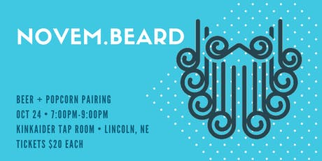NovemBEARD at Kinkaider tickets