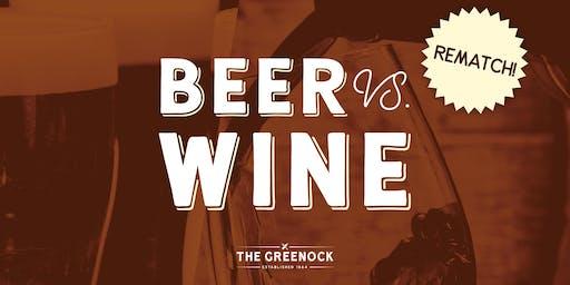 Beer Vs Wine - Rematch